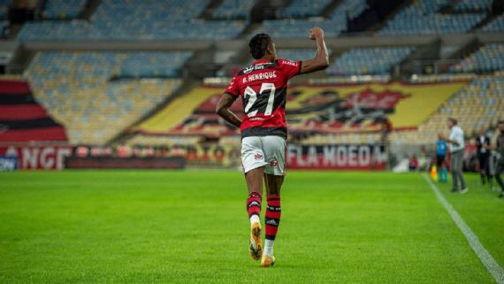 Entenda como Bruno Henrique virou máquina de gols com Renato no Flamengo