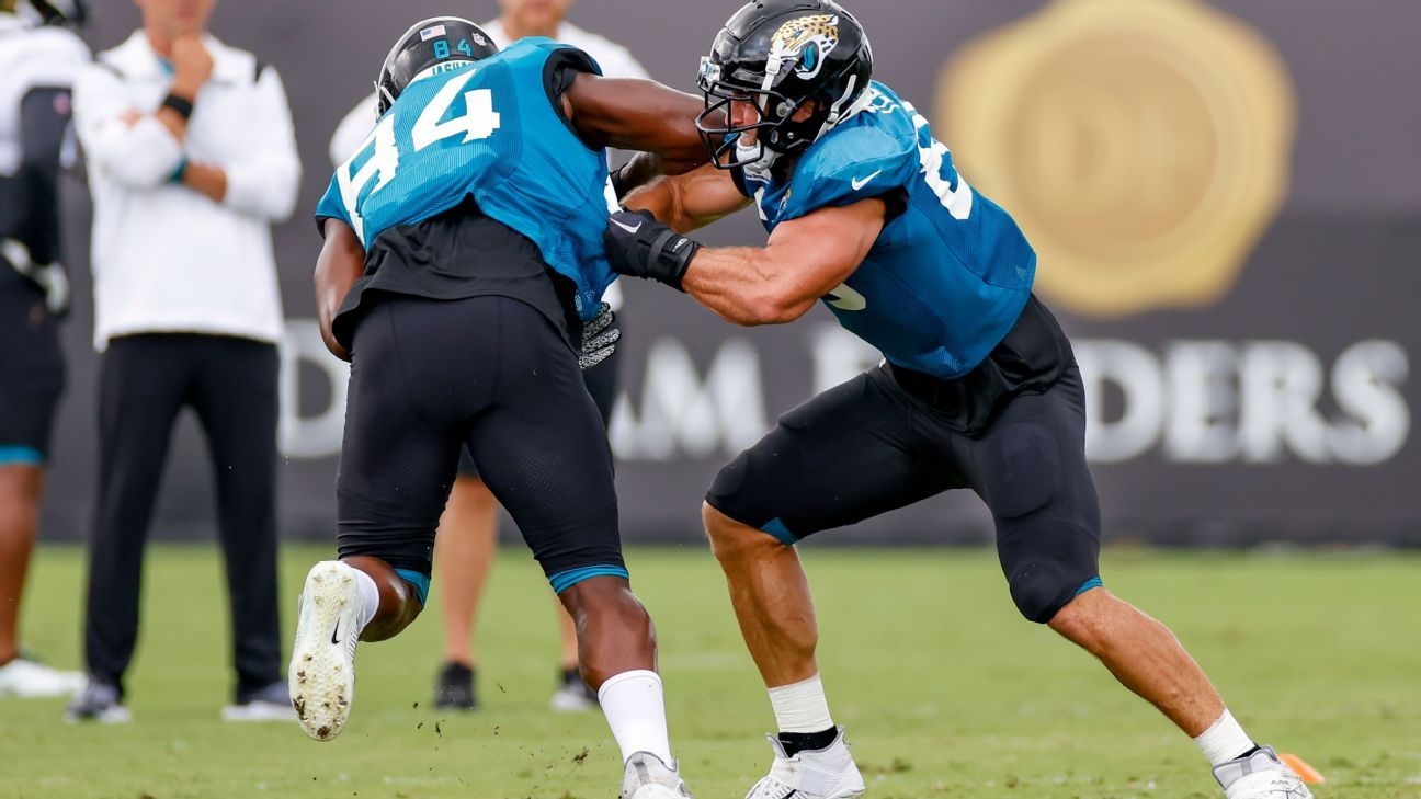 Meyer to use drill to help determine Jags' cuts