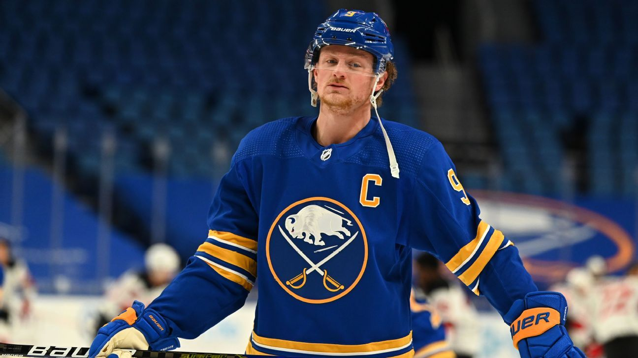 Sources: Jack Eichel's camp to meet with Buffalo Sabres, make final case for disk replacement surgery