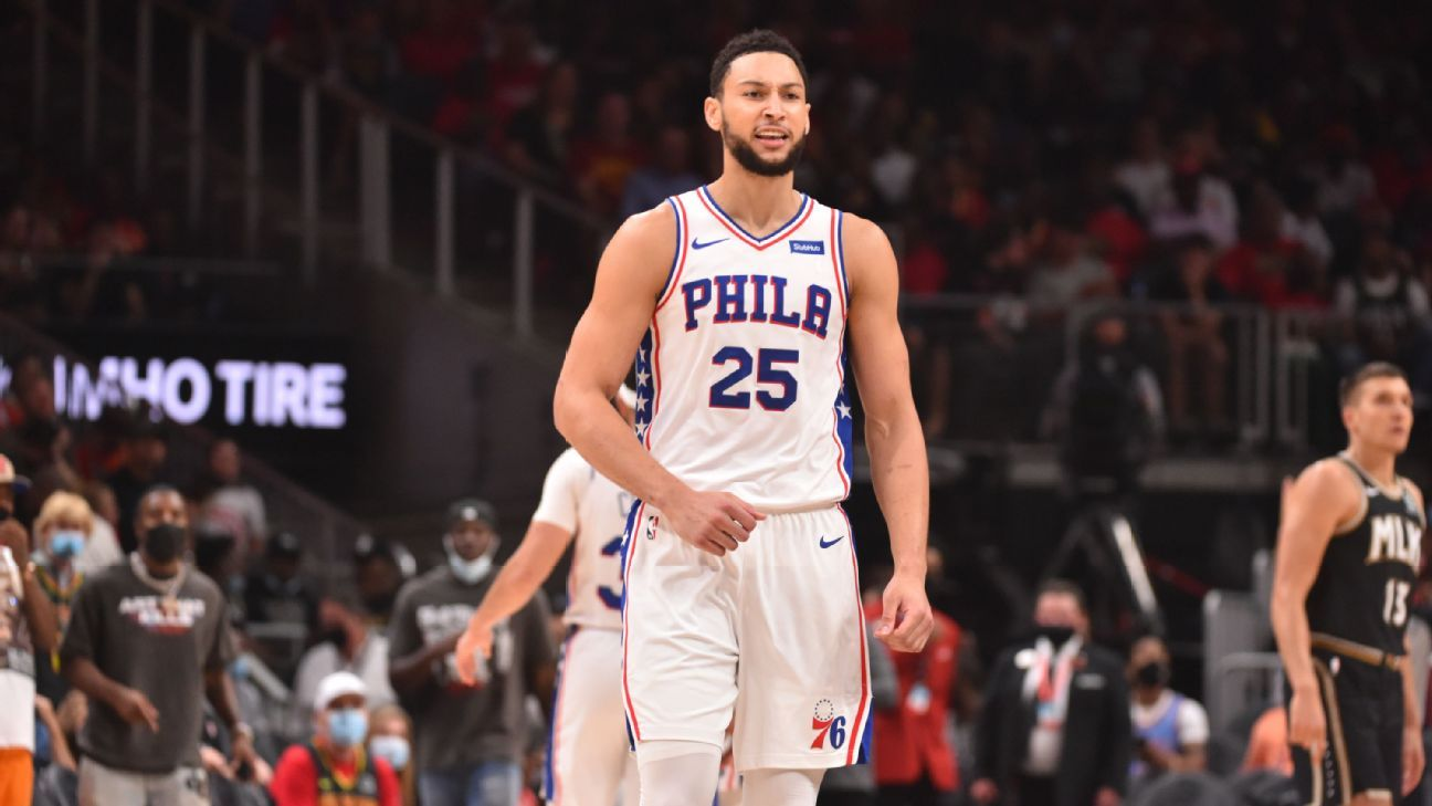 Ben Simmons reports to Philadelphia 76ers, sources say