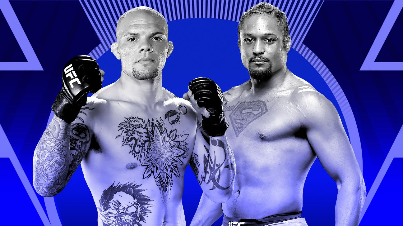 Fight Night in focus: Anthony Smith isn't out of the title picture just yet