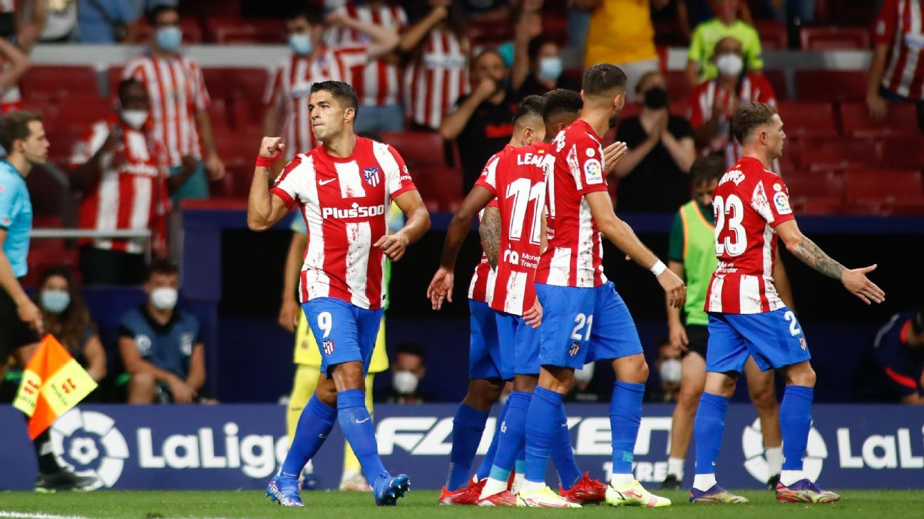 Atletico Madrid are LaLiga's must-see team this season. Can they defend their title for first time since 1951?