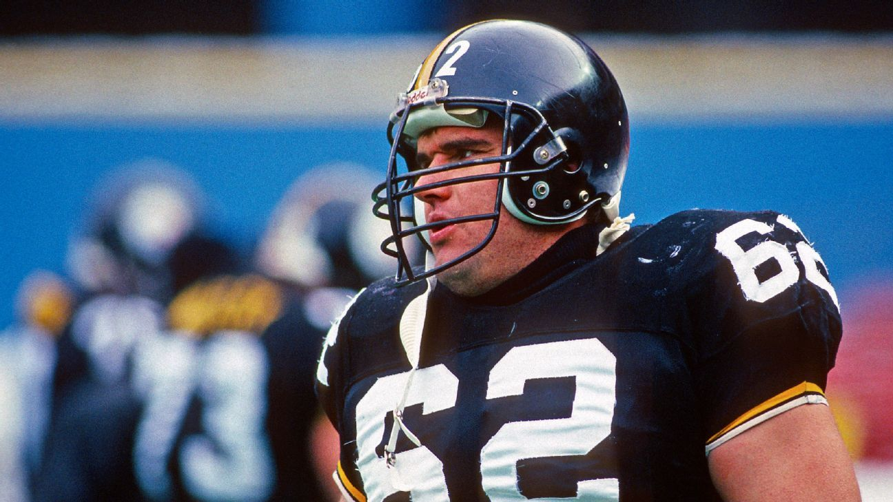 Former Pittsburgh Steelers player, longtime broadcaster Tunch Ilkin dies at 63