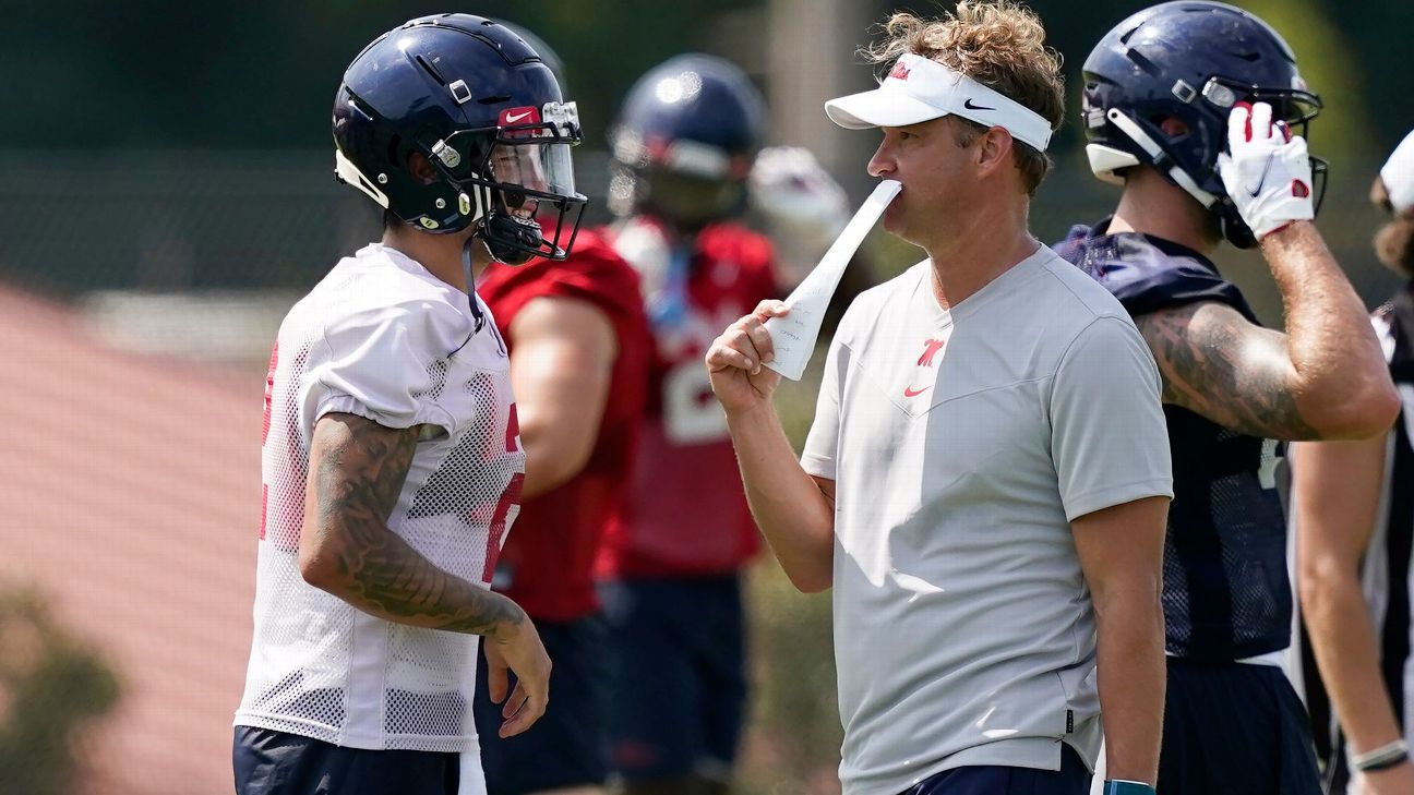How Lane Kiffin's and Matt Corral's stories intertwined and flourished at Ole Miss