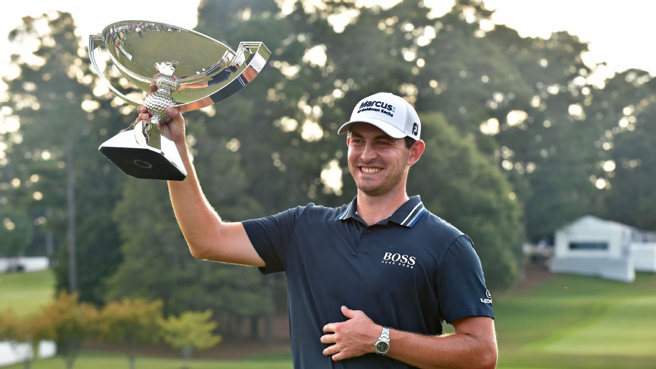 Patrick Cantlay earned a lot more than the $15 million that comes with winning the FedEx Cup