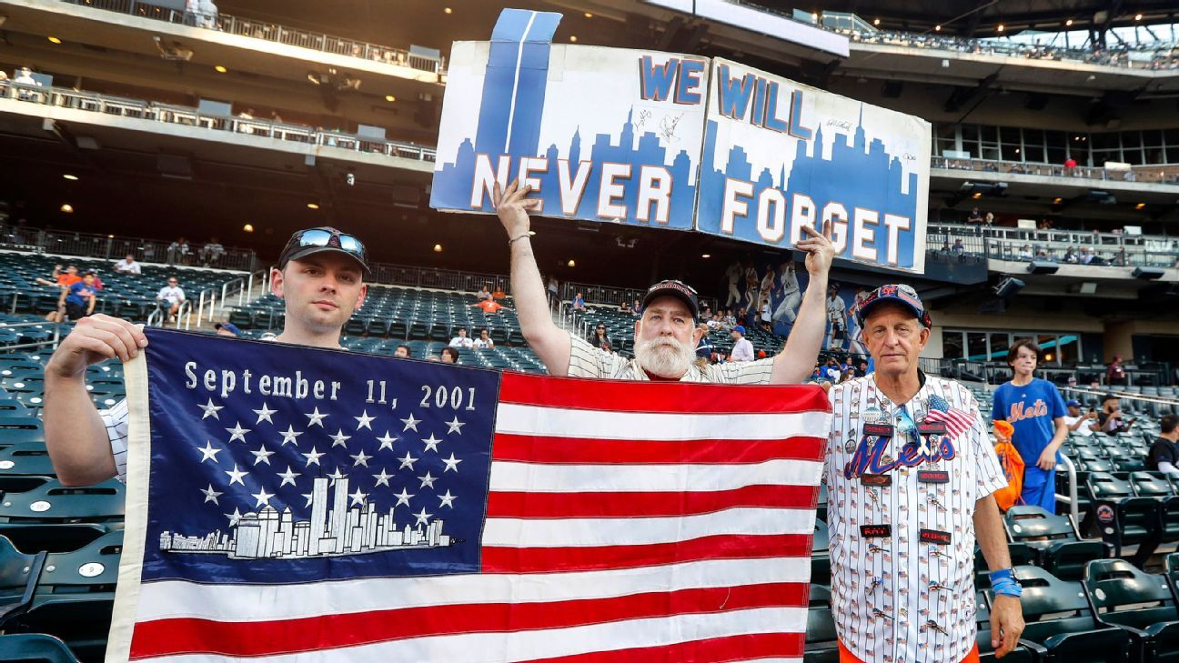 Sports after 9/11 and the remaking of the American athlete