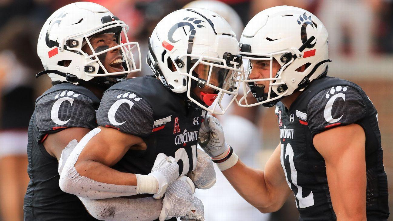 Can Cincinnati make a real College Football Playoff run?