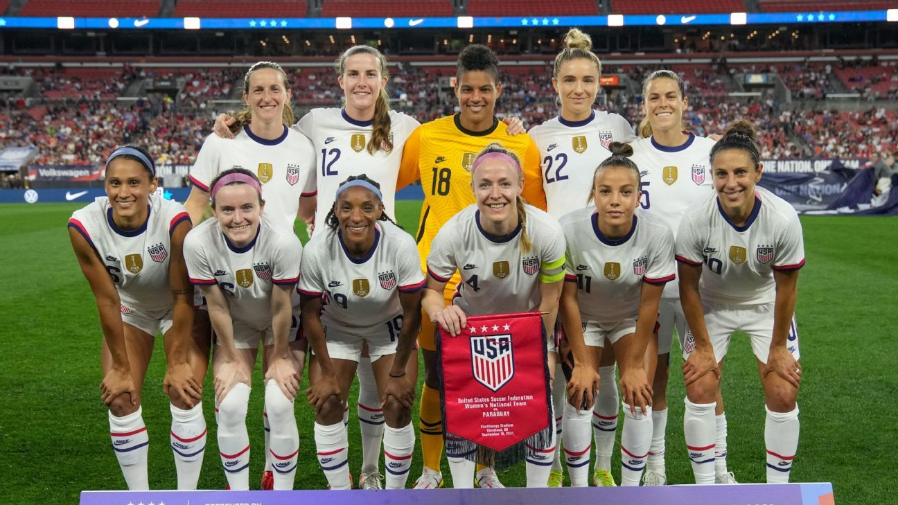 USWNT in transition: What World Cup, Olympic cycle might look like thumbnail