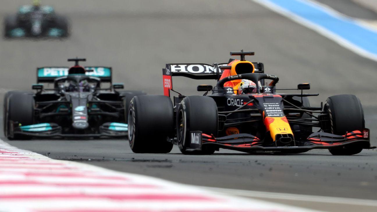 ¡Alerta en Red Bull! Rusia es territorio Mercedes; Max, penalizado y Bottas, encendido