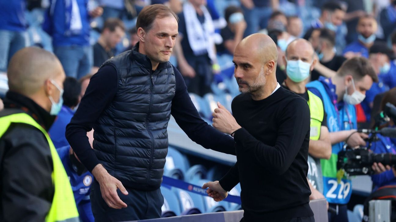 Chelsea vs. Man City preview: Tuchel to maintain his edge on Guardiola?