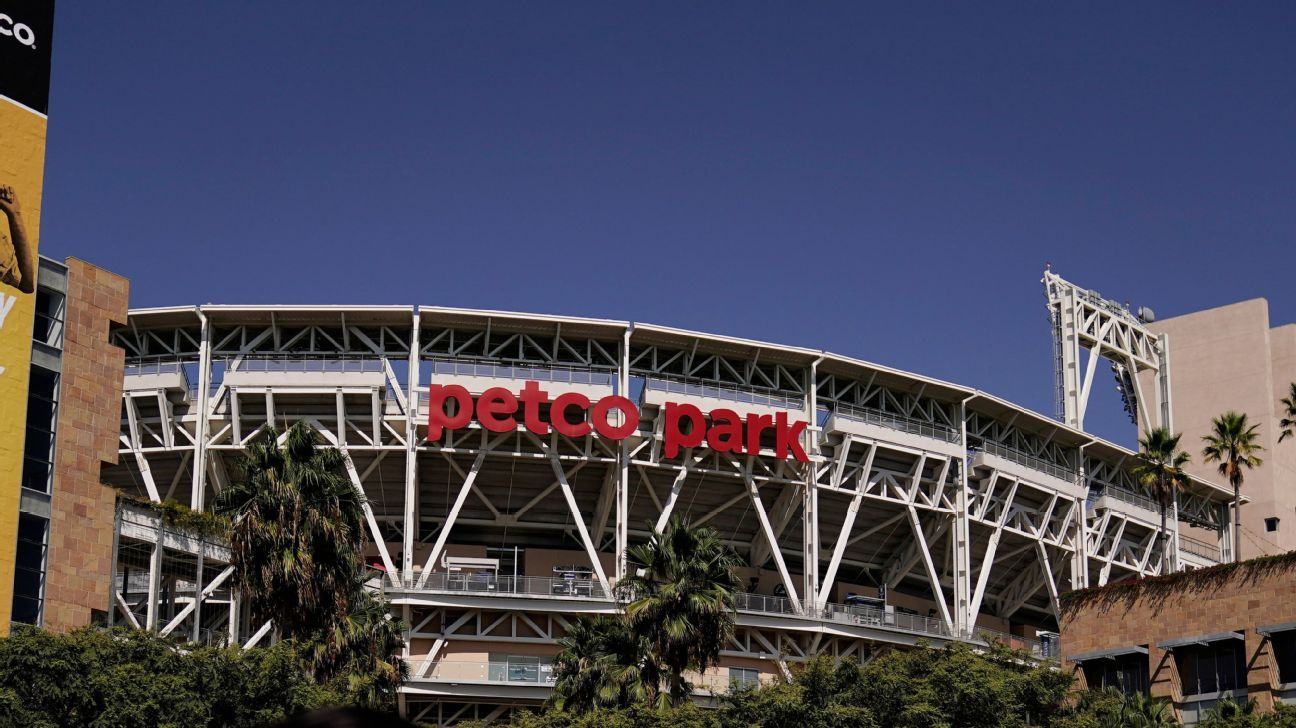 Woman, child killed in fall at Petco Park