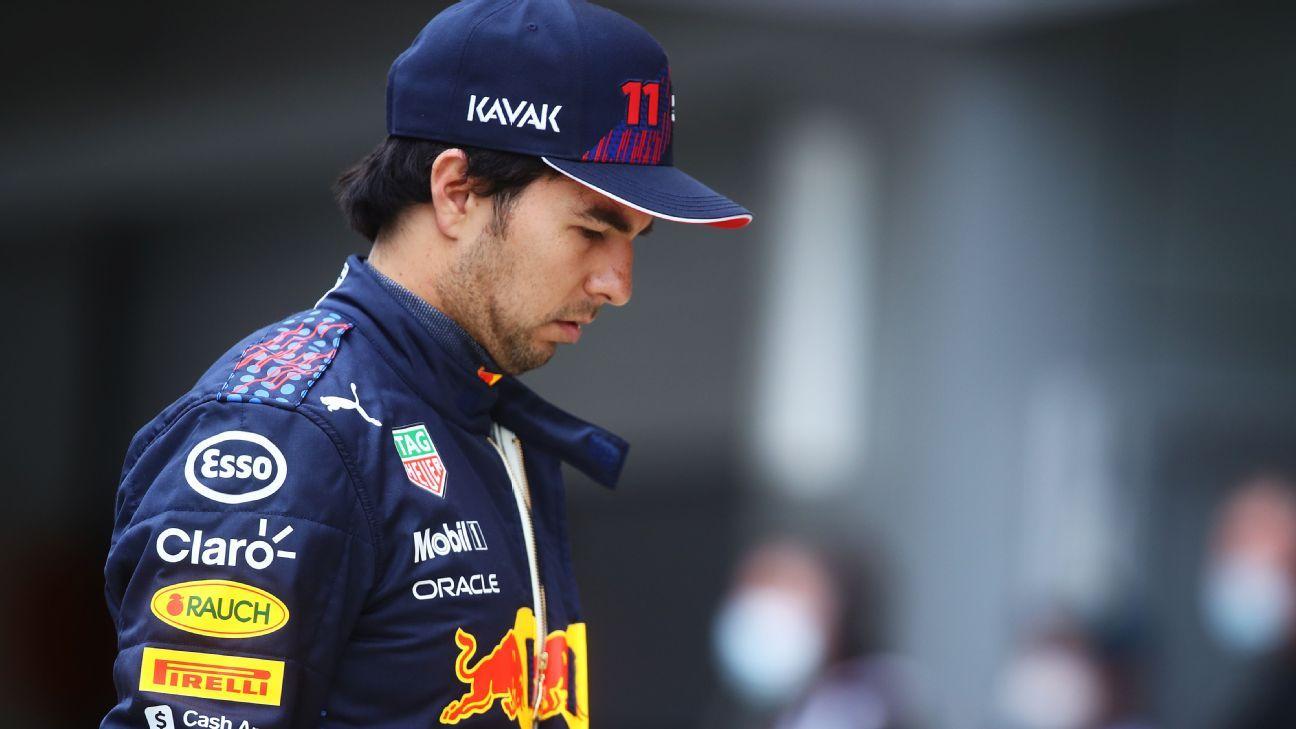 'Checo' Pérez recibe calificaciones aprobatorias en un 'desafortunado' GP de Rusia
