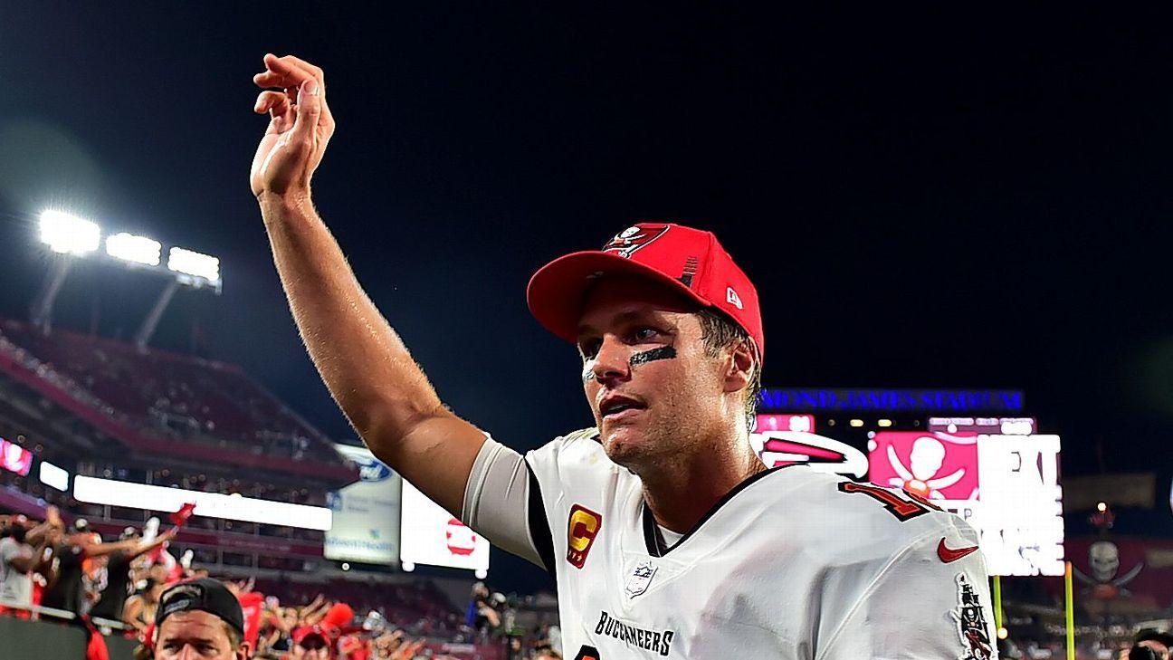 Tom Brady reconoce que tendrá 'diferentes sensaciones' cuando regrese a New England con los Buccaneers a enfrentar a Patriots