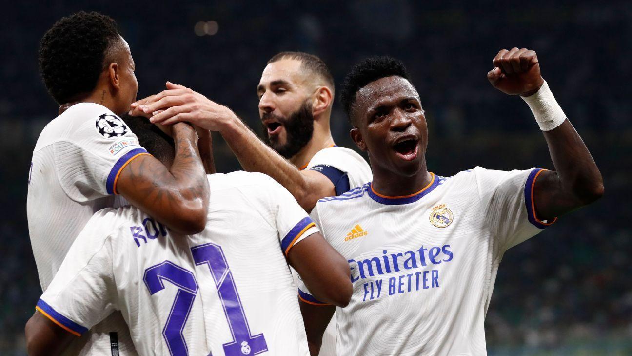 Real Madrid es 64 veces más caro que Sheriff; así explican los números la gran disparidad