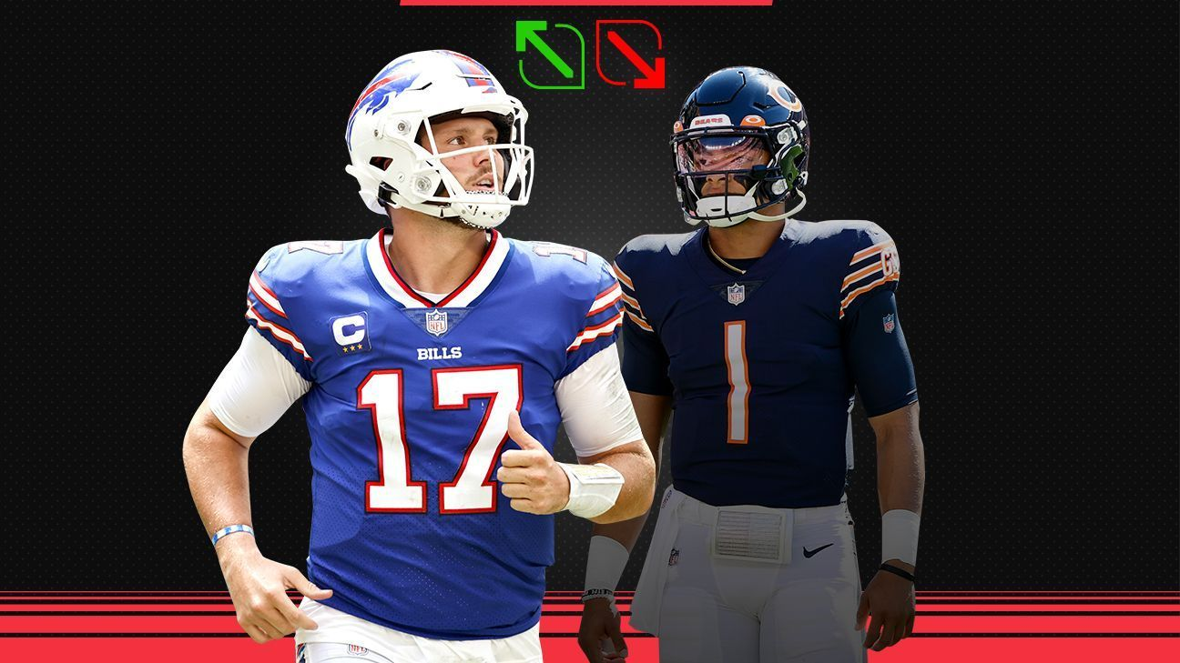El ranking de quarterbacks tras la Semana 3 de la temporada regular
