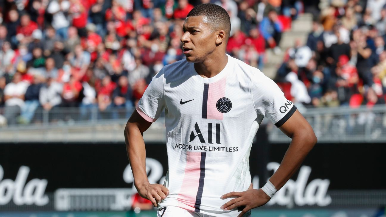 PSG blast Real Madrid for 'lack of respect' over Kylian Mbappe: They talk like he is already theirs - ESPN