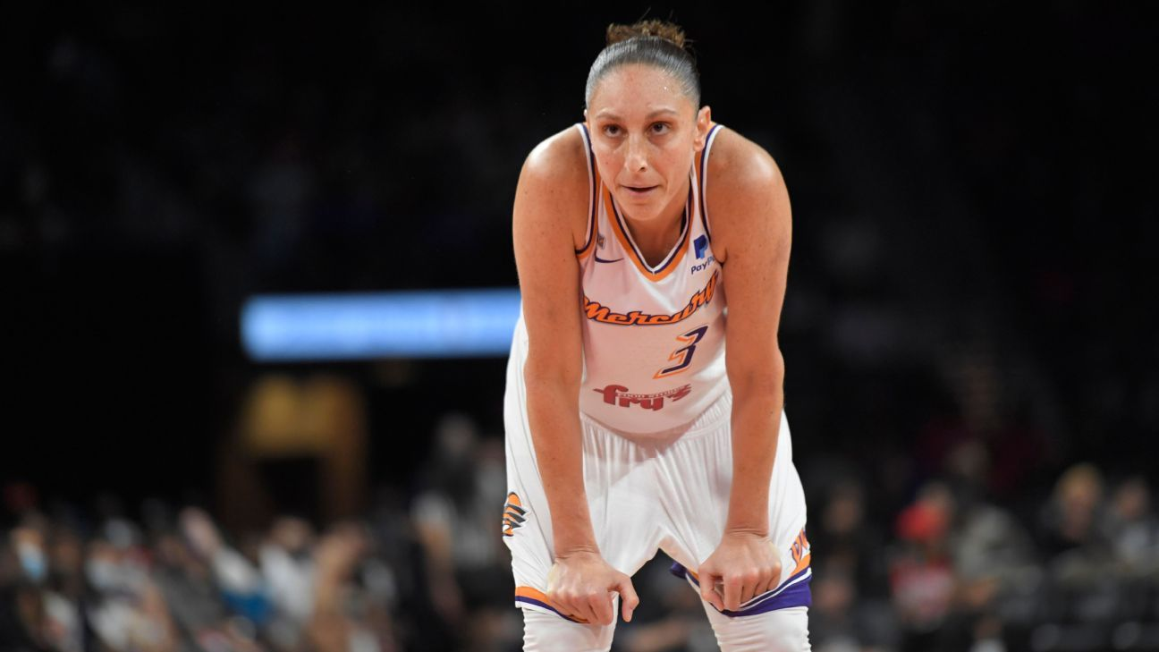 Why the Phoenix Mercury's Diana Taurasi might be closer to retiring than you think