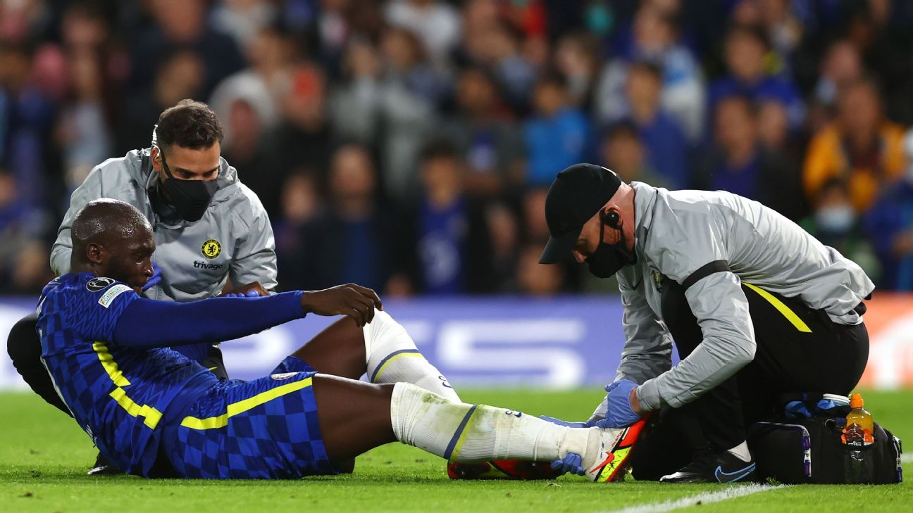 Chelsea injuries to Romelu Lukaku, Timo Werner offer chance for squad players - Thomas Tuchel
