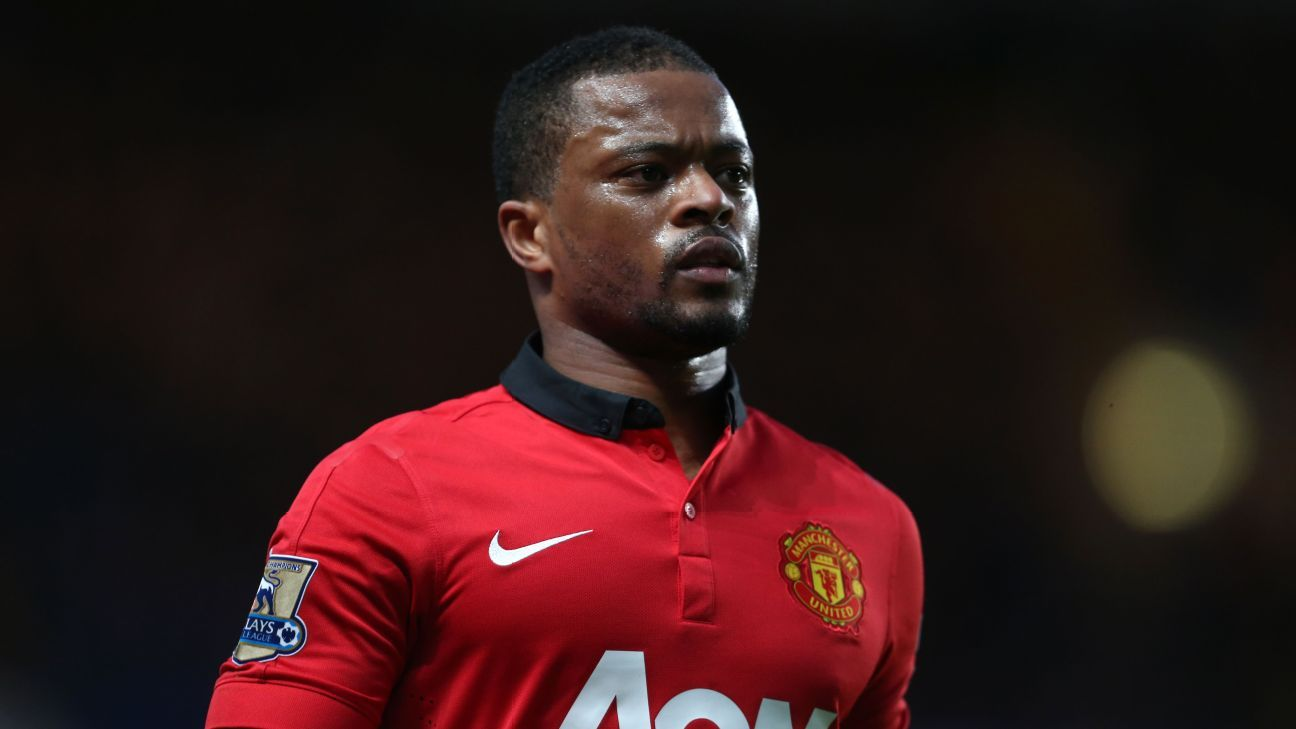 Man United icon Patrice Evra: I was sexually abused as a child - ESPN