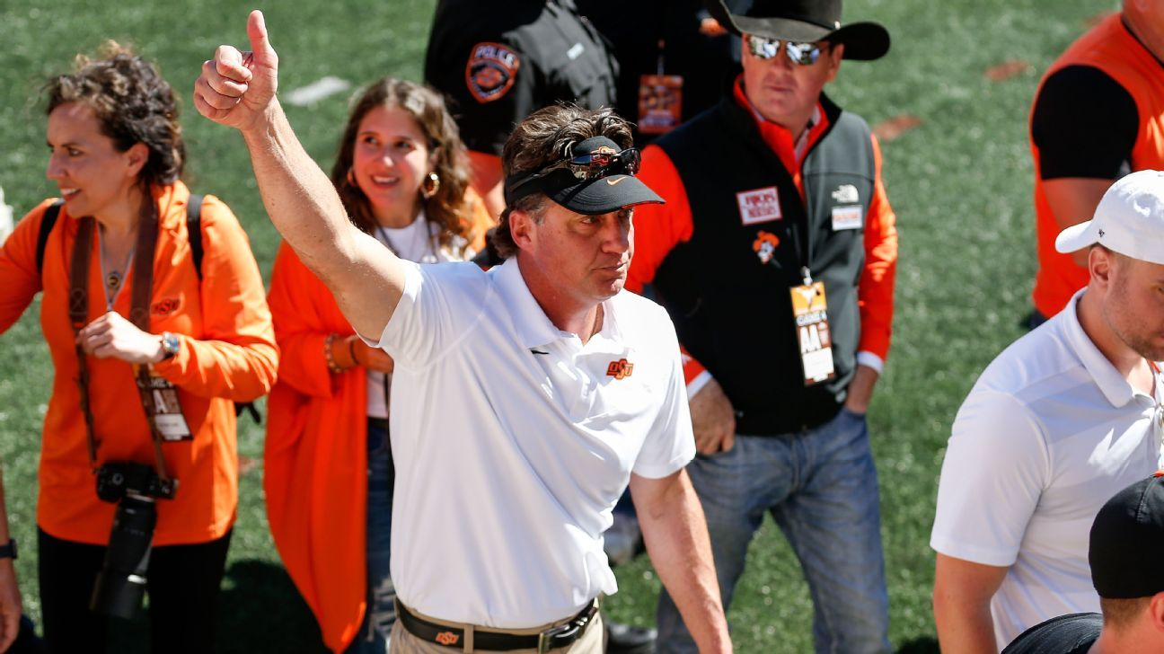 Gundy has 'perpetual 5-year contract' restored