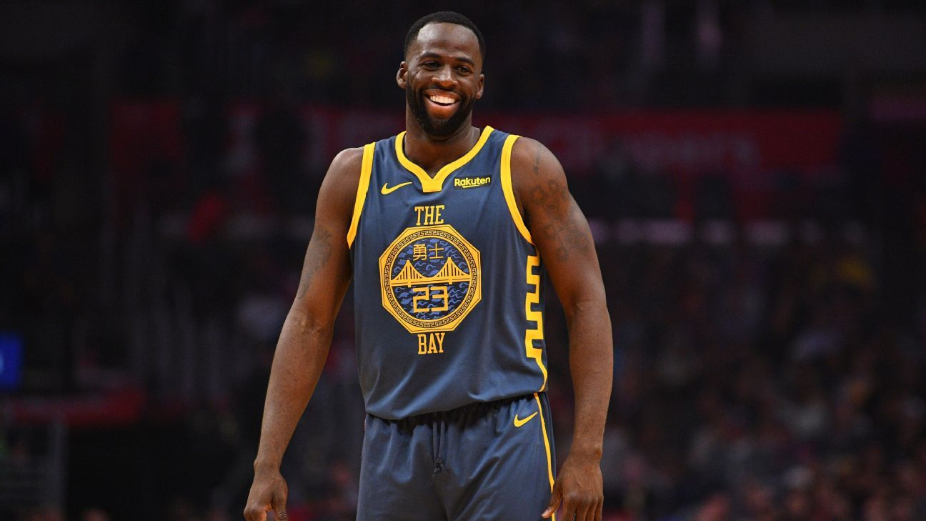 Draymond Green to buy another $5,000 bottle of wine on Joe Lacob's tab in honor of Stephen Curry's 75th team nod