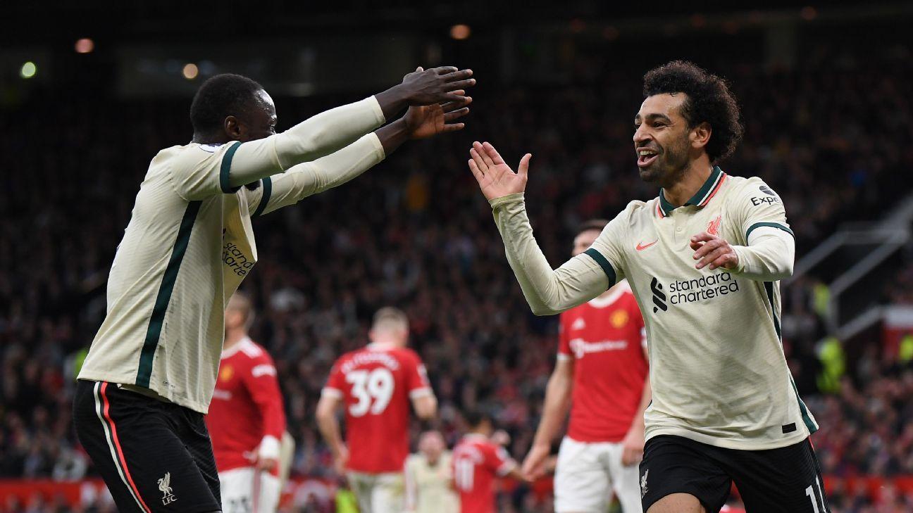 All hail Mohamed Salah, the king of African -- and European -- soccer