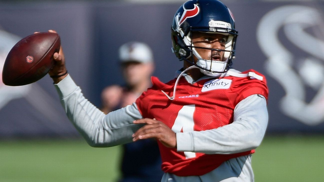 NFL doesn't yet have enough information about Deshaun Watson lawsuits to make decision, commissioner Roger Goodell says - ESPN India