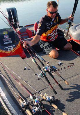 KVD Helps You Choose a Fishing Rod