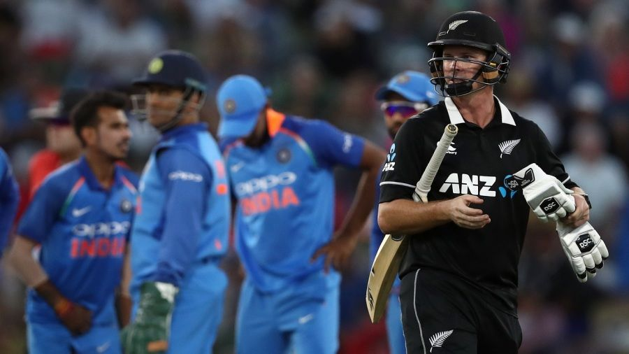 Get Ball by Ball Commentary of New Zealand vs India 4th ODI
