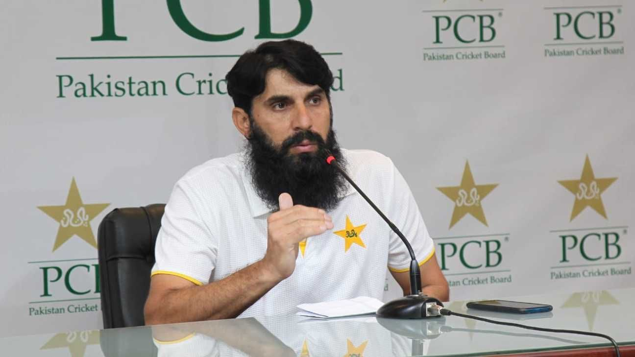 "Photo of The series victory against Bangladesh gives us ""room to breathe"" – Misbah-ul-Haq"