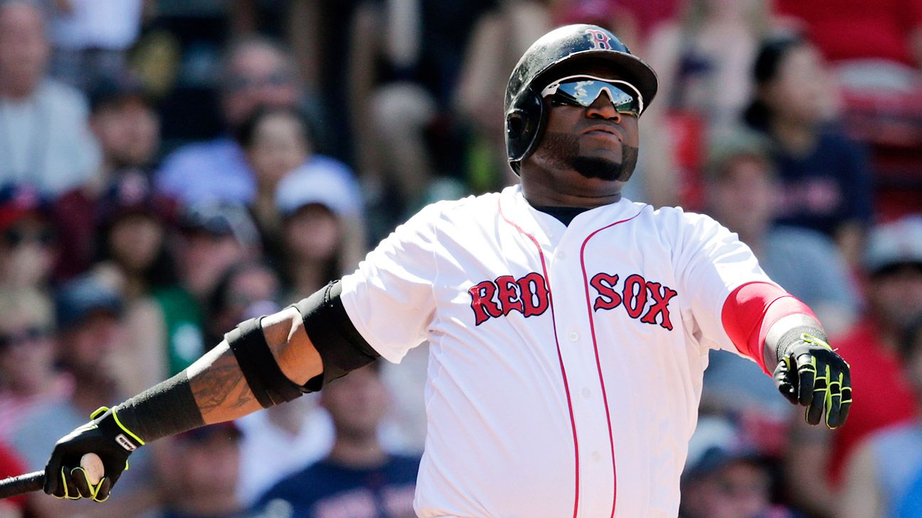 Once again, David Ortiz is the cream of the crop among DH ...