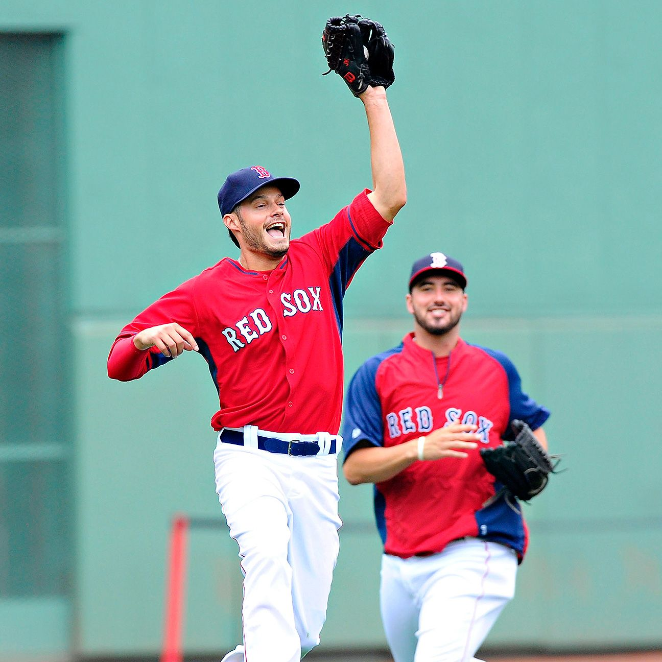 20 Questions: Getting to know Joe Kelly - Boston Red Sox ...