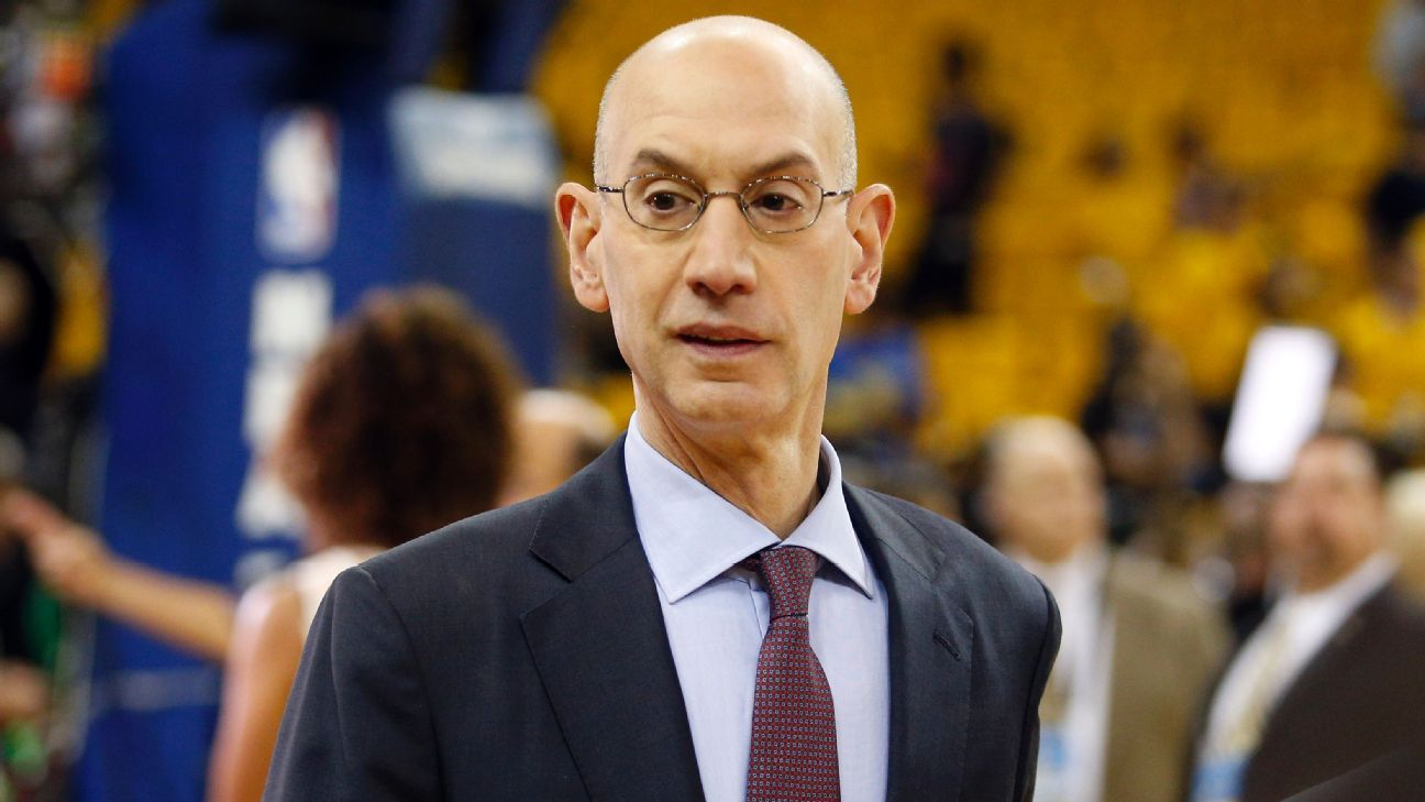 Commissioner Adam Silver says NBA considering G League ...