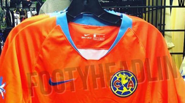 Filtran posible uniforme de América para el Clausura 2019 d1ee03104c3e5