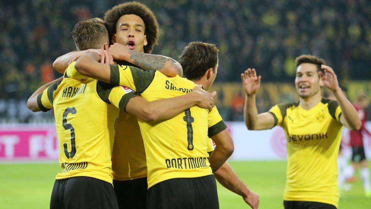 Borussia dortmund einlaufkinder
