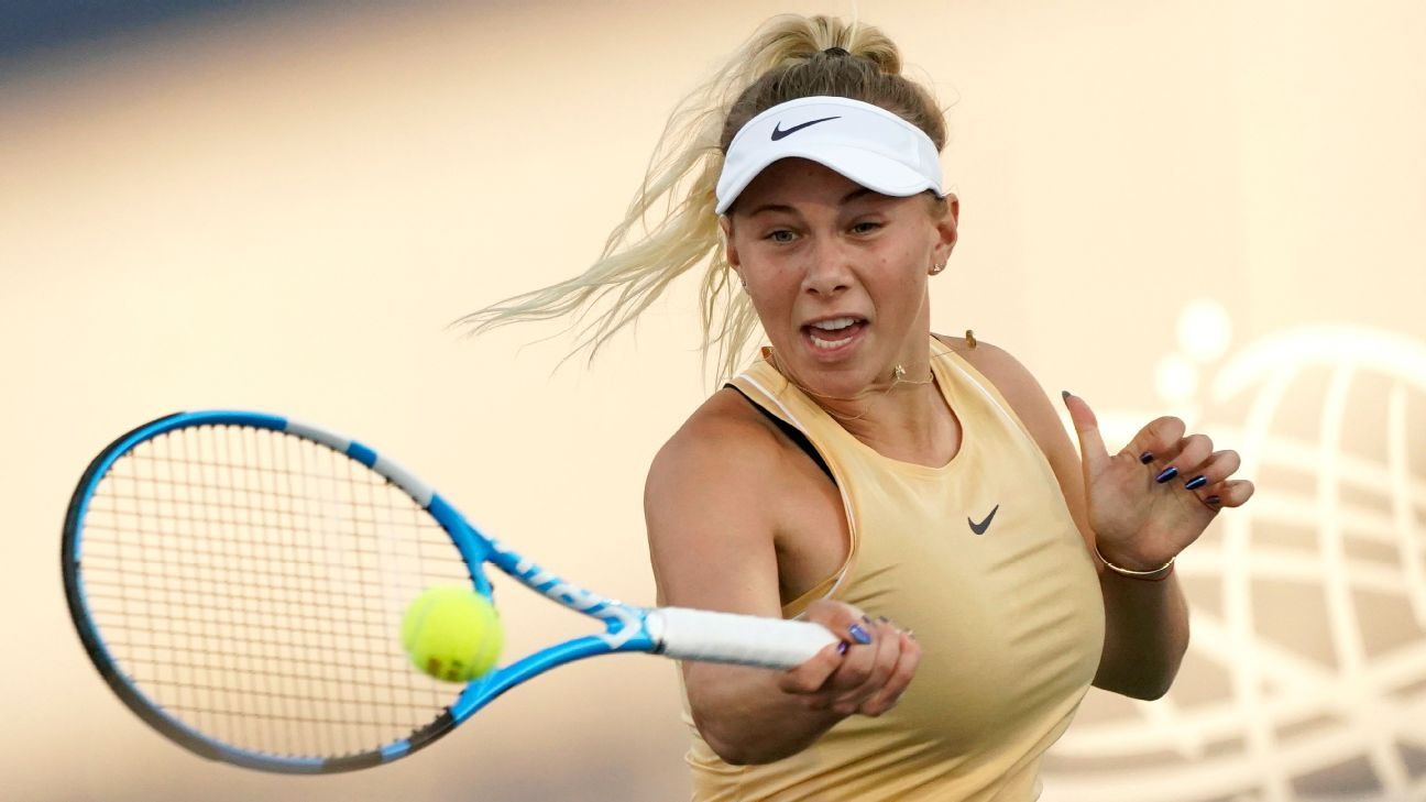 A New Wave Of American Women S Tennis Players Is Emerging