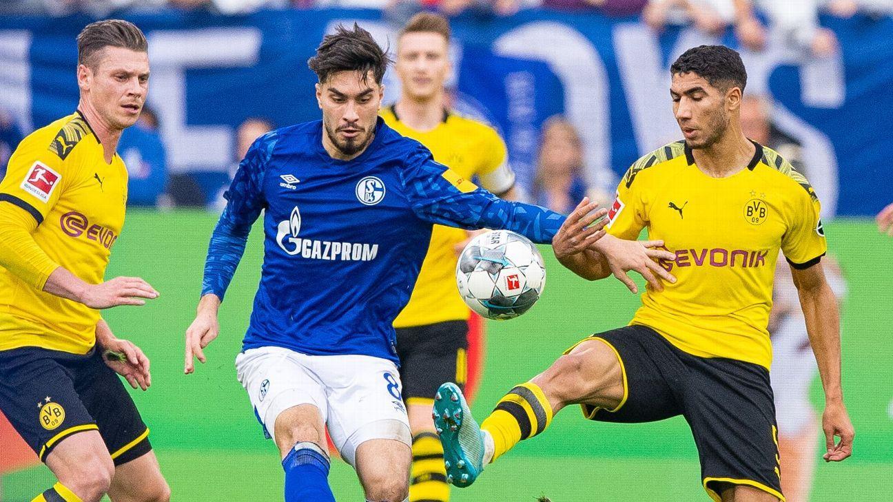 Schalke Dortmund 2019