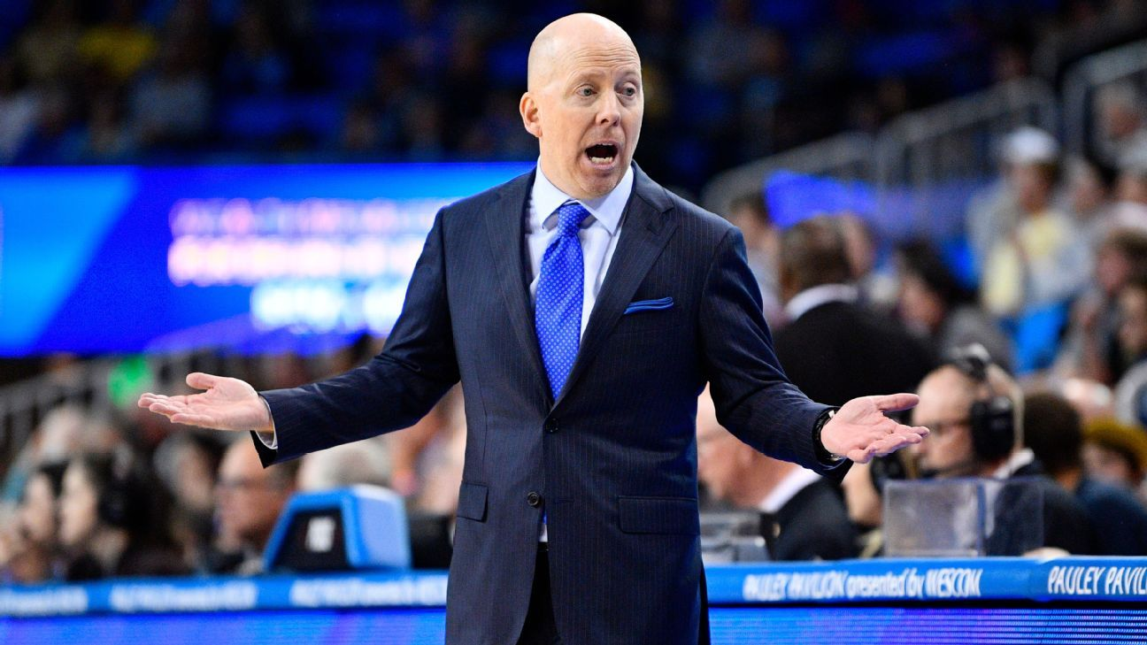 UCLA coach Mick Cronin signed a two-year extension after driving the Final Four