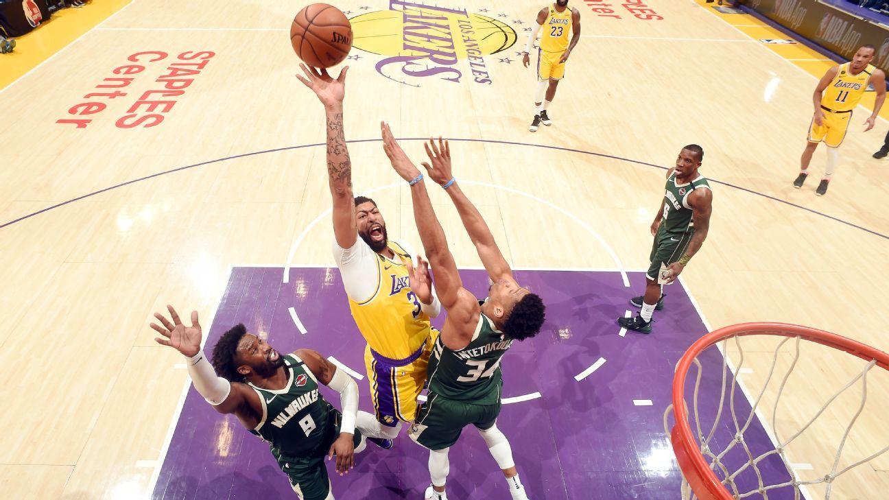 Lakers tái tạo cảm giác như nhà ở Orlando NBA bong bóng
