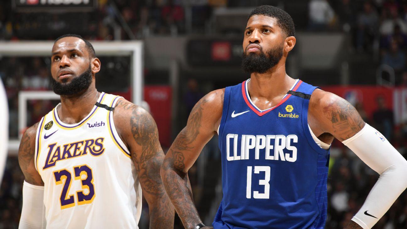 Chỉ số tự tin khởi động lại NBA – Câu hỏi lớn cho 10 đội hàng đầu