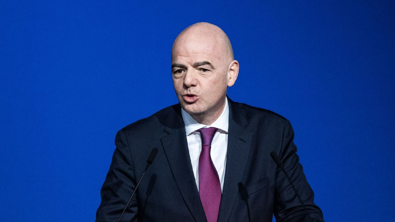 Sources: FIFA boss underneath strain over ESL function