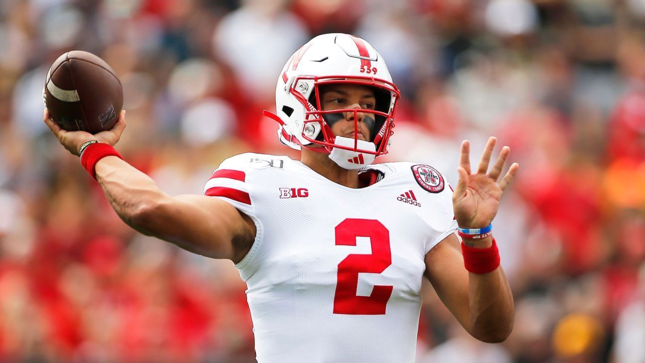 Nebraska QB Martinez keeps starting job vs. OSU