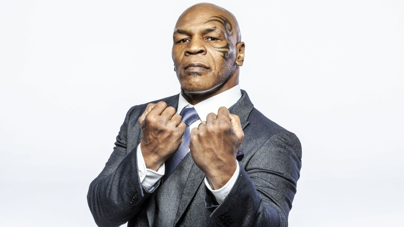 Mike Tyson, once the 'Baddest Man on the Planet,' finds reckoning in retirement