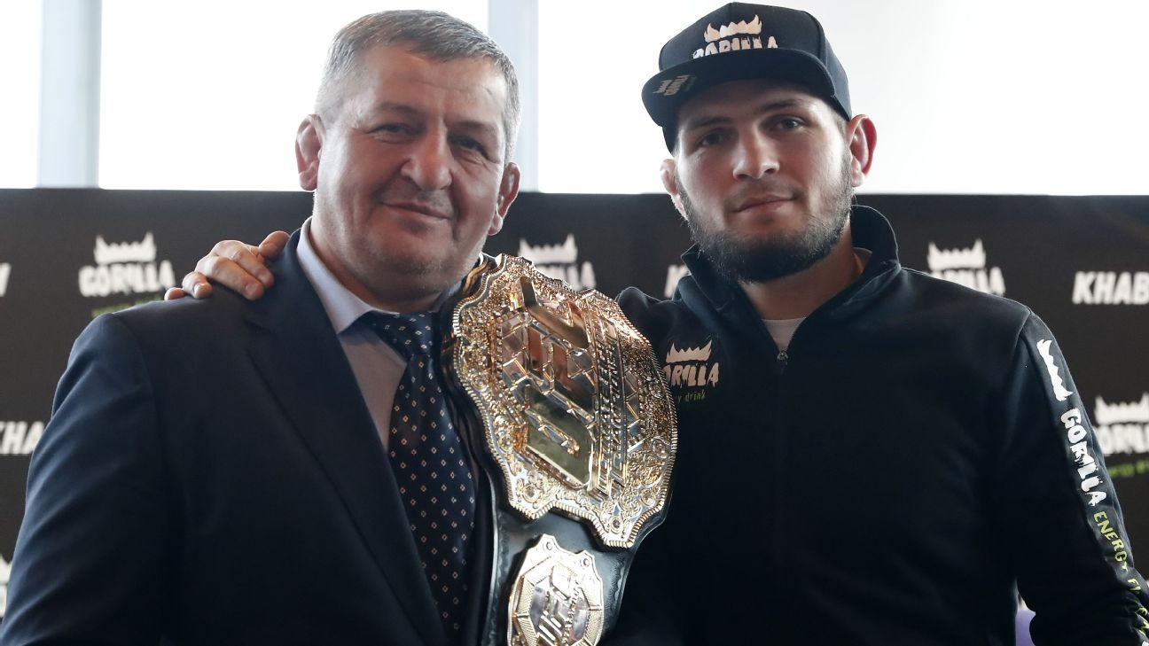 Cha của ngôi sao UFC Khabib Nurmagomedov qua đời tại Moscow