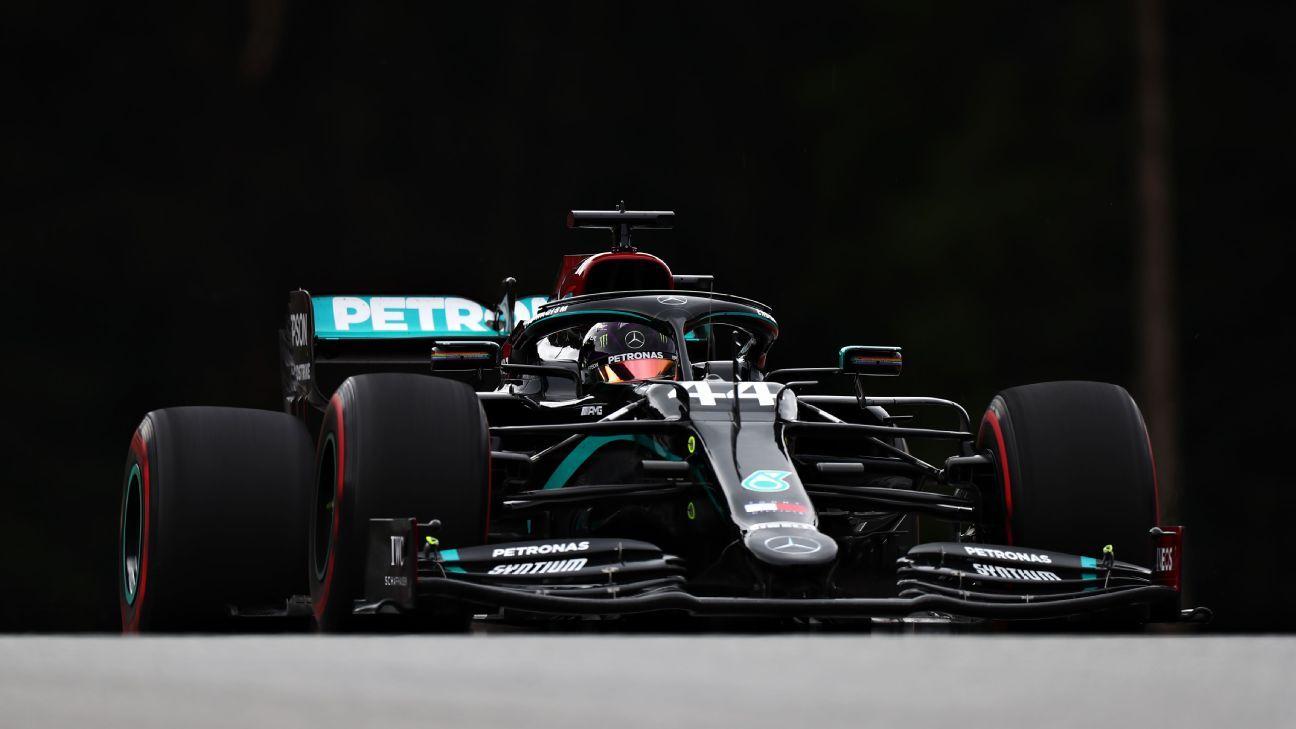 Red Bull phản đối hệ thống DAS gây tranh cãi của Mercedes