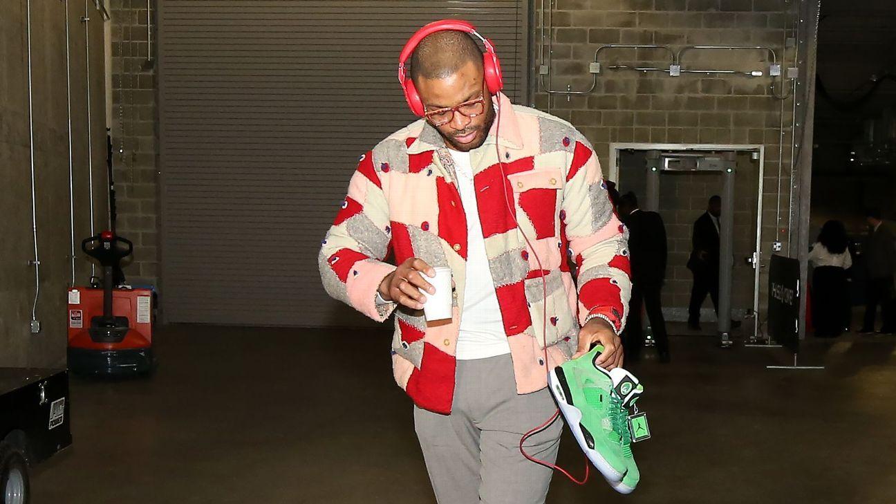 Nguồn – Các cầu thủ NBA bắt buộc phải mặc đồng phục khi đến với các trò chơi