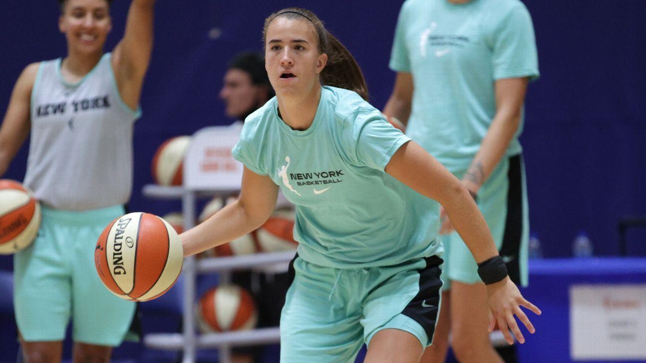 Lịch trình WNBA 2020 – 12 trò chơi phải xem của mùa giải thường