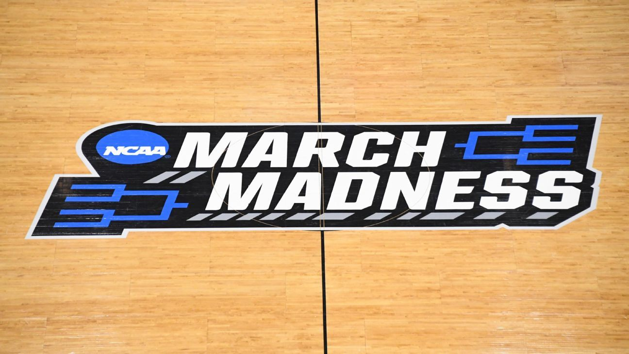 Duke coach Mike Krzyzewski says it'd be a challenge to contain the NCAA tournament to one city