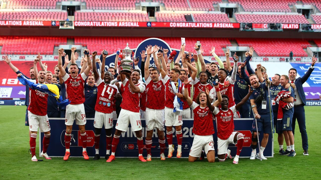FA Cup scrap replays for 2020 21 season prize money halved ...