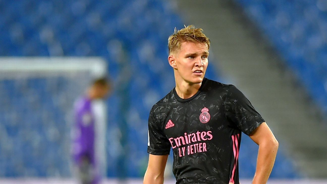 Photo of Kross 8/10, Odegaard 6/10 as Madrid drop points in their La Liga opener